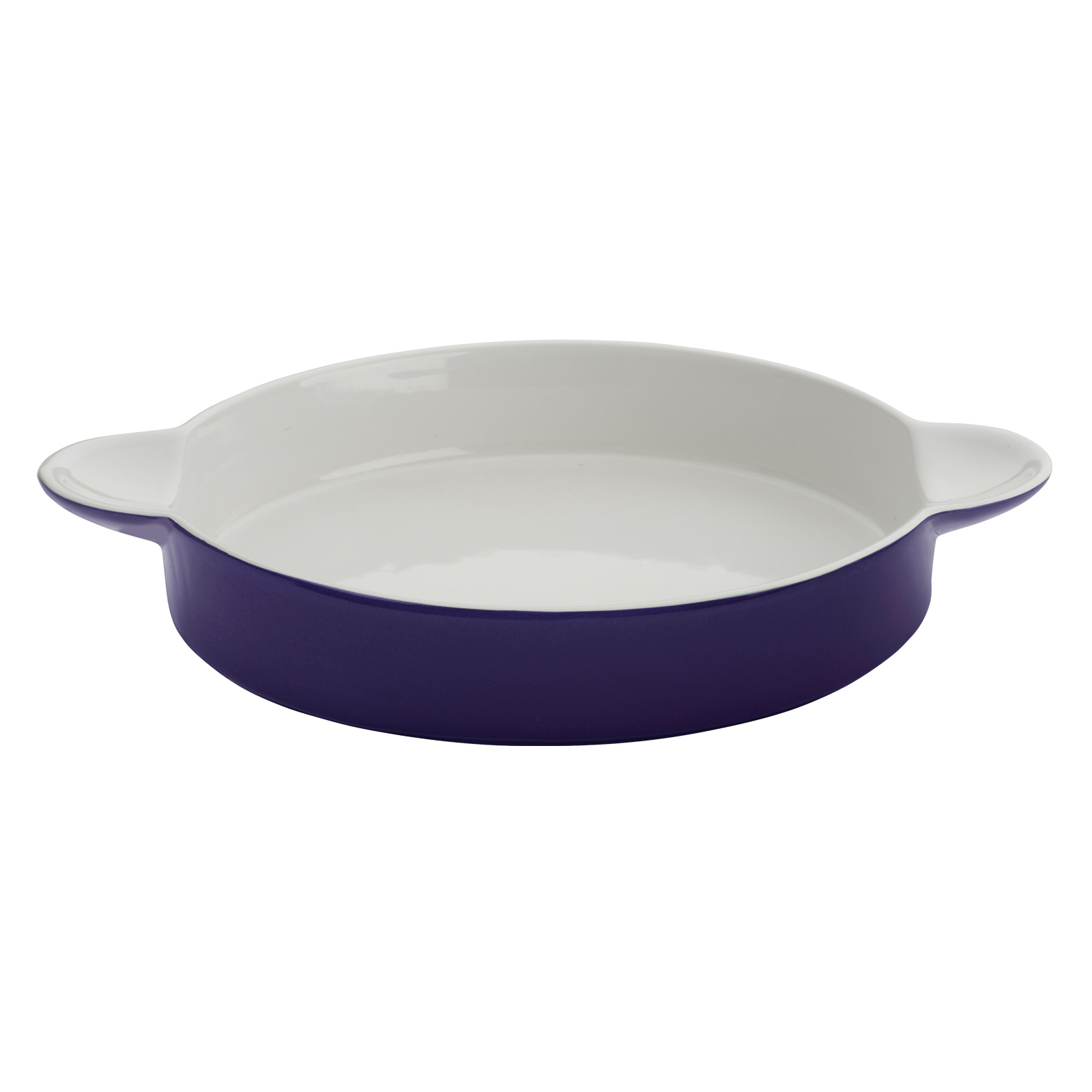SCOOP! Flan Dish Purple by BIA