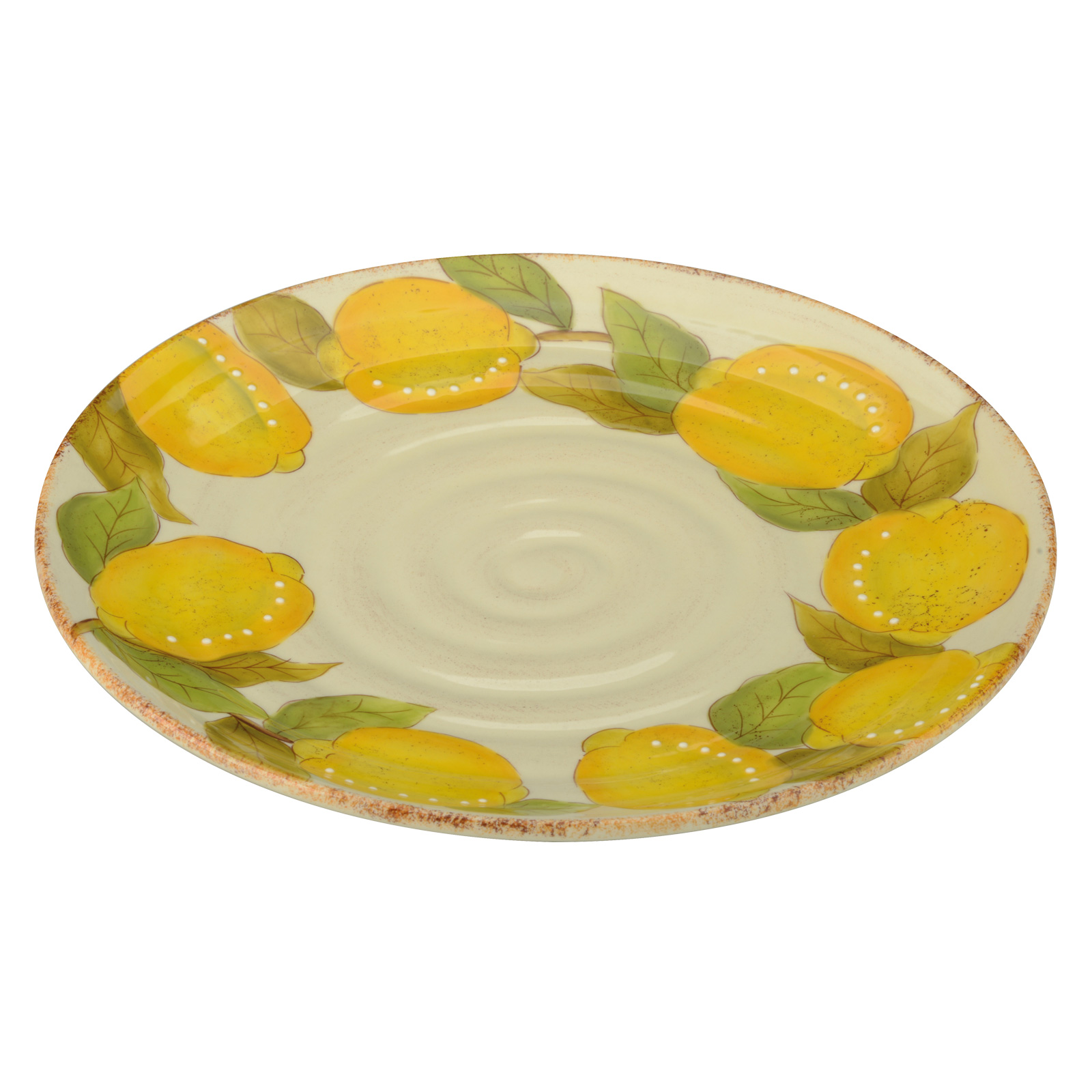 Set of 4 Sorrento Dinner Plates by BIA