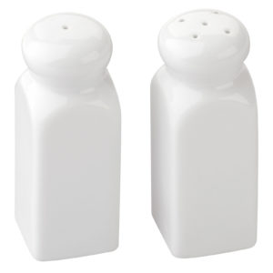 Set of 4 Retro Salt & Pepper by BIA