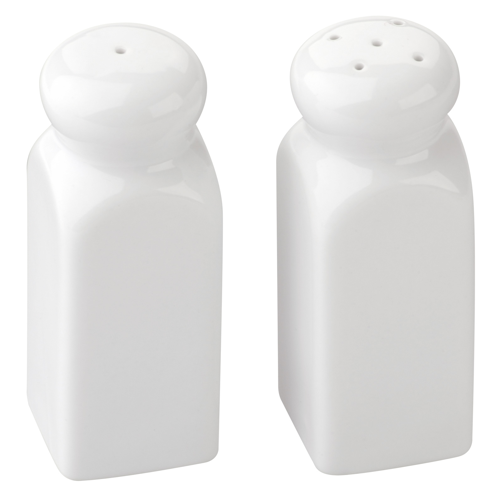 Set of 4 Retro Salt & Pepper by BIA