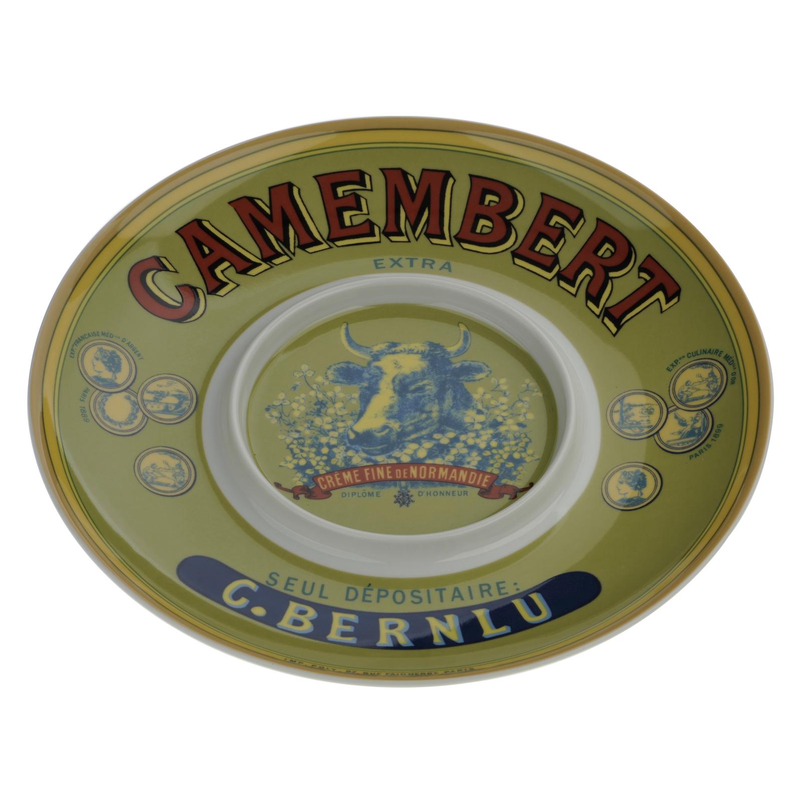 Cow's Head Camembert Baker Platter  by BIA