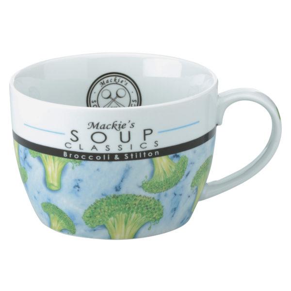 Broccoli & Stilton Soup Mug