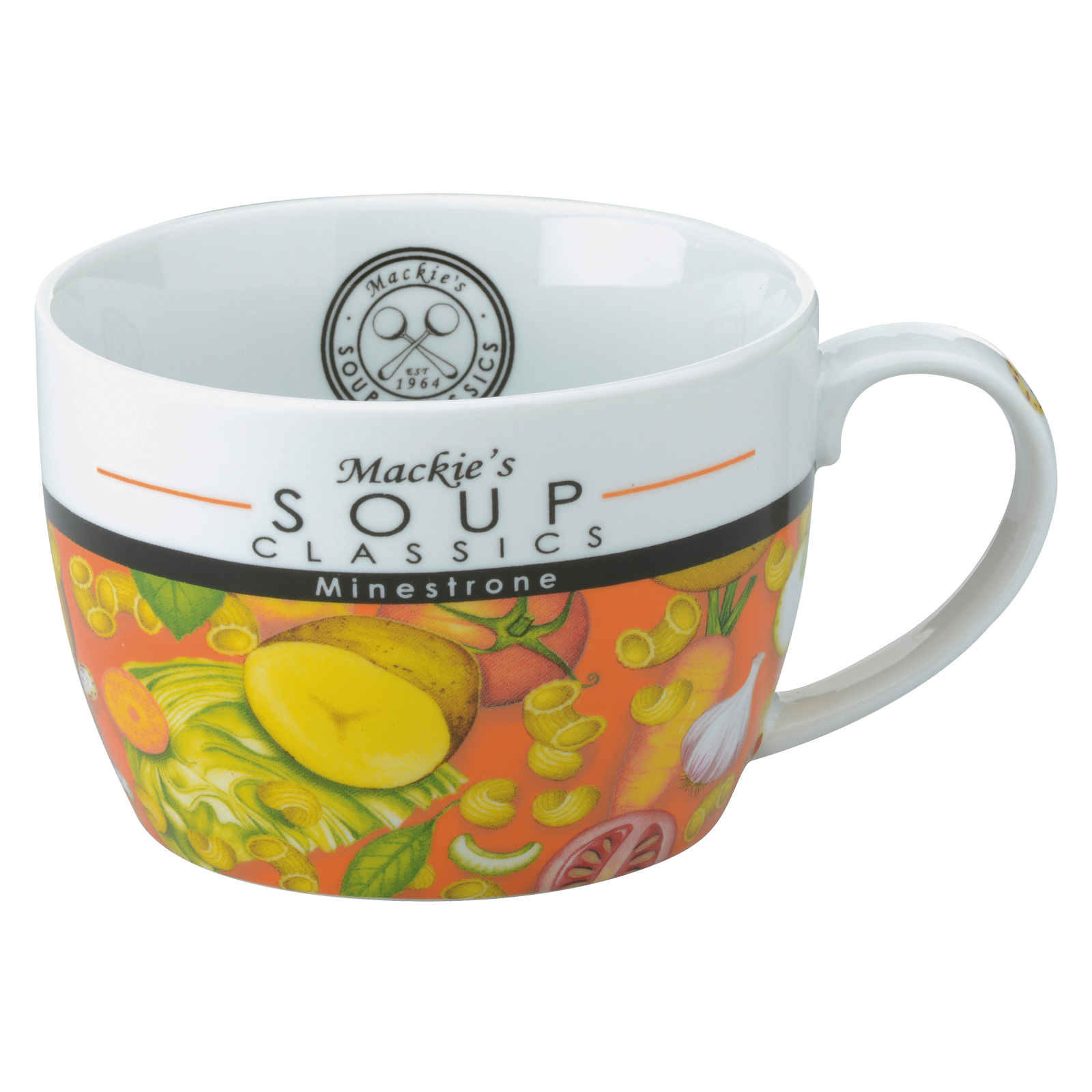 Mackie's Minestrone Soup Mug by BIA