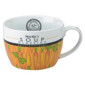 Mackie's Carrot & Coriander Soup Mug by BIA