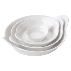 Round Eared Dish Extra Small by BIA