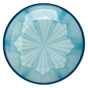 Set of 12 Spyro Dip Dishes Blue by BIA