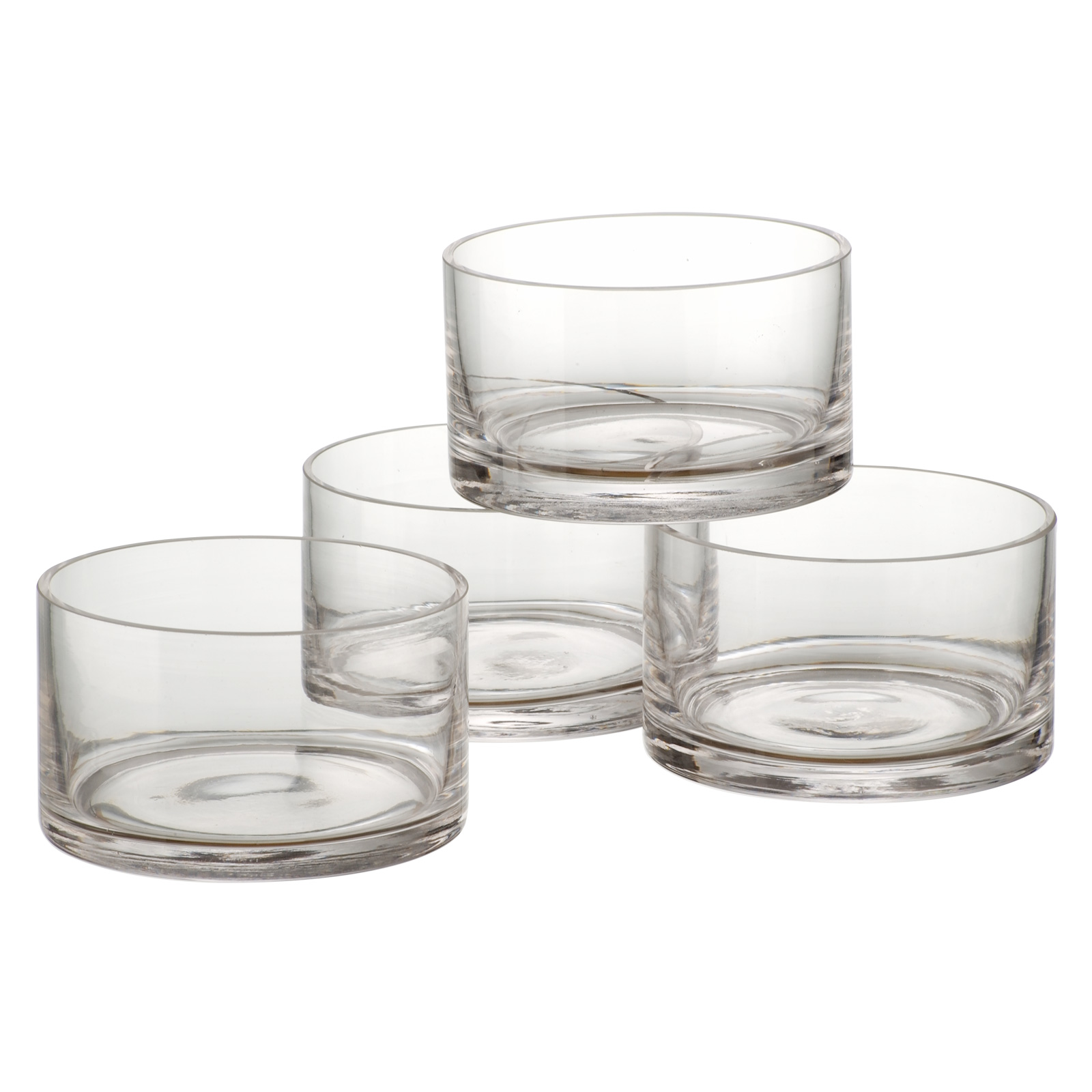 Set of 4 Simplicity Individual Salad Bowls  by Artland