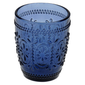 Set of 6 Savoie DOF Tumblers Dark Blue by Anton Studio Designs
