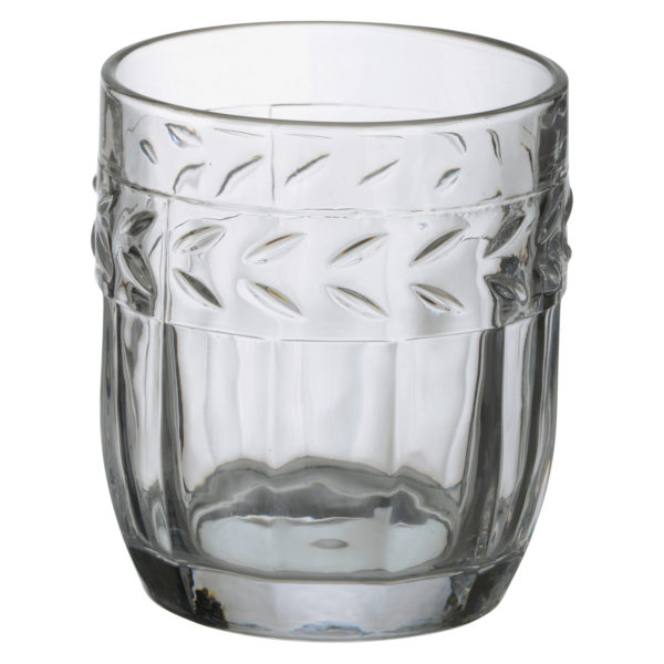 Set of 6 Camargue DOF Tumblers Clear by Anton Studio Designs