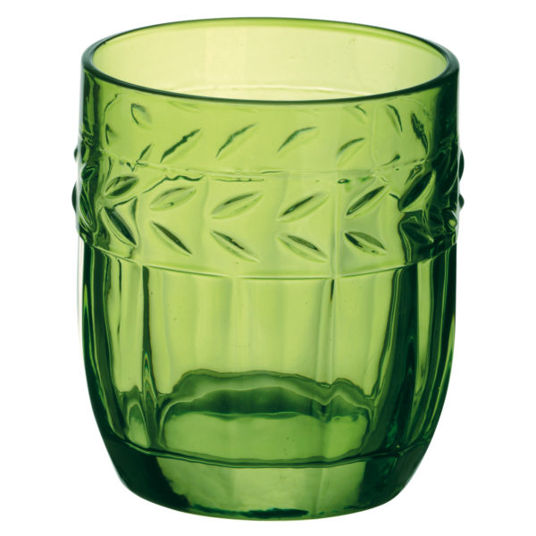 Set of 6 Camargue DOF Tumblers Green by Anton Studio Designs