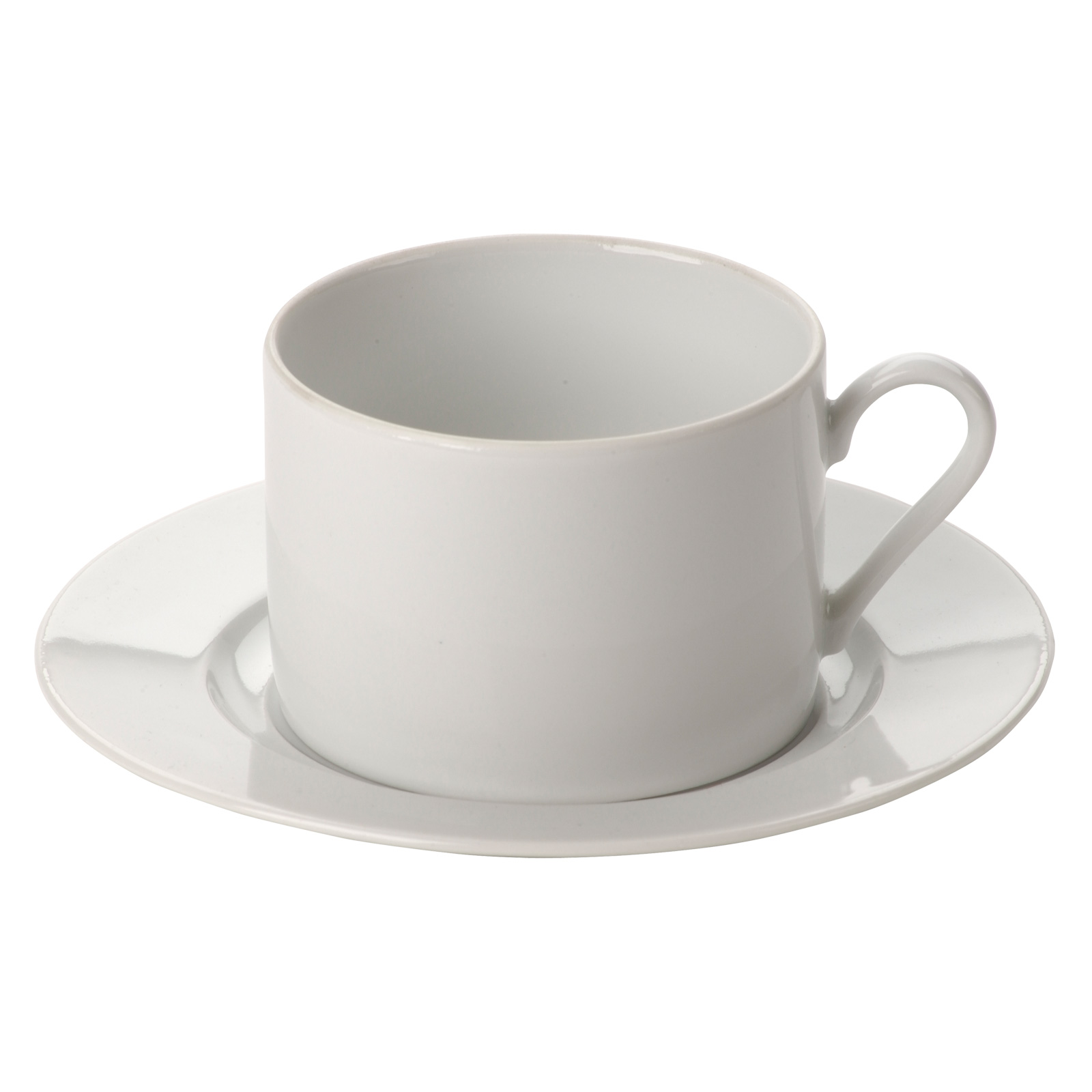 Set of 12 Roma Teacups by Lubiana