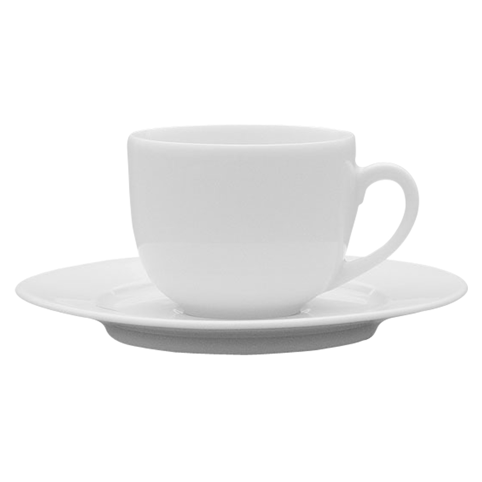 Set of 36 Sonia Coffee Saucers by Lubiana