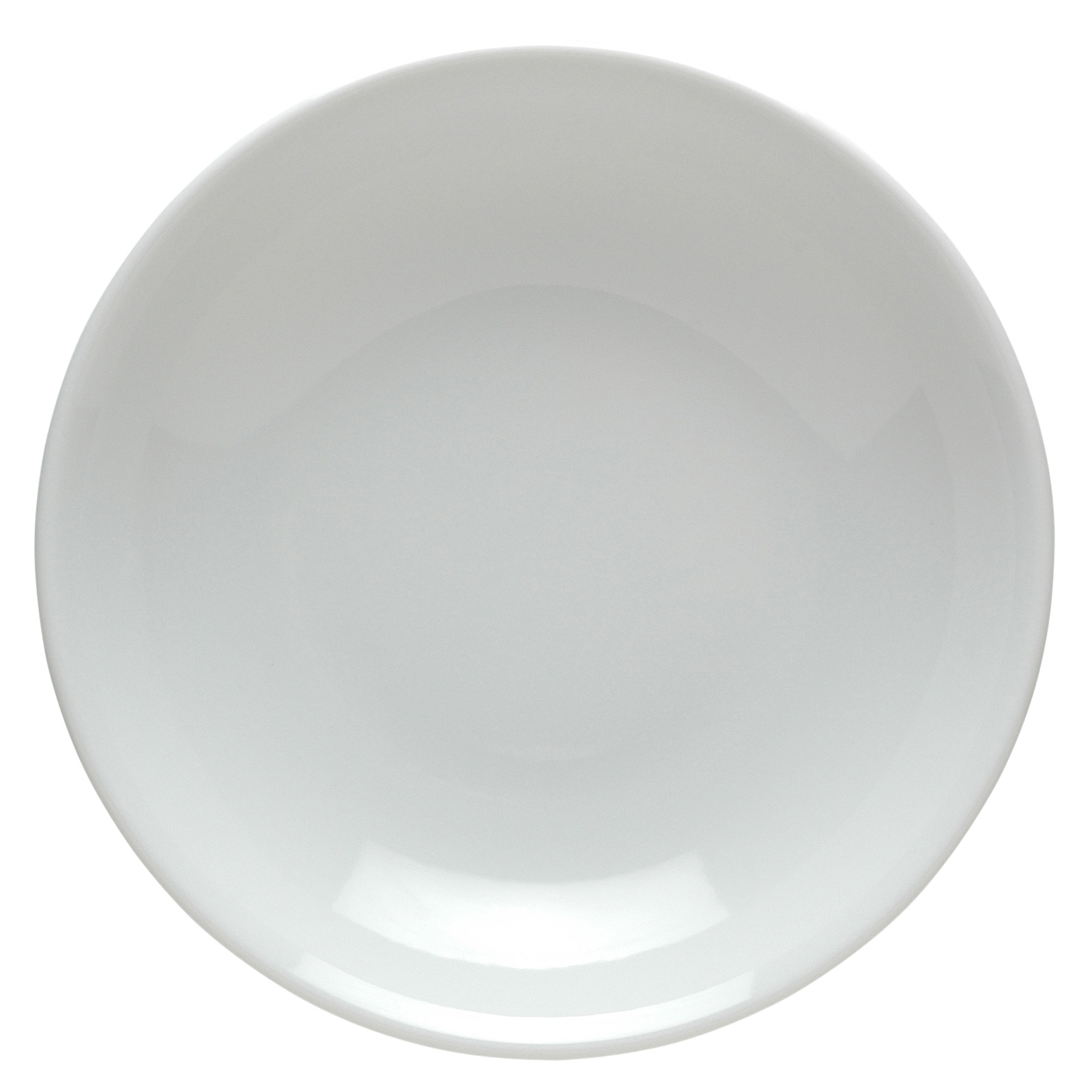 Set of 12 Hotel Flat Plates Large by Lubiana
