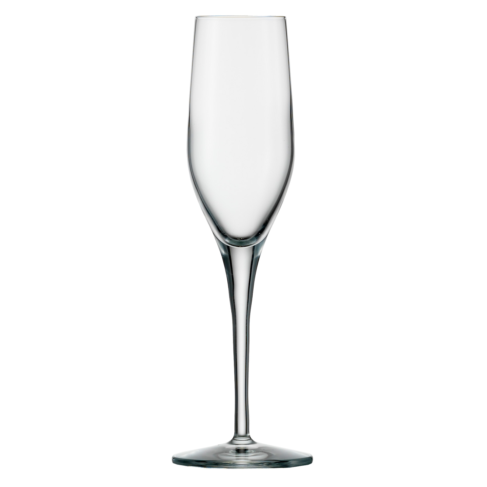 Set of 6 Exquisit Champagne Flutes by Stolzle