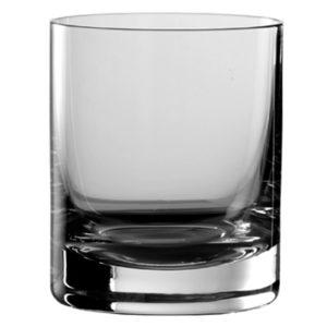 Set of 6 New York Bar Tumblers Large by Stolzle