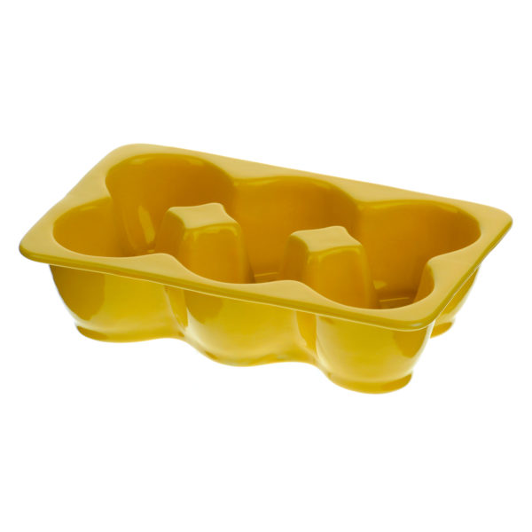 Egg Crate Yellow by BIA