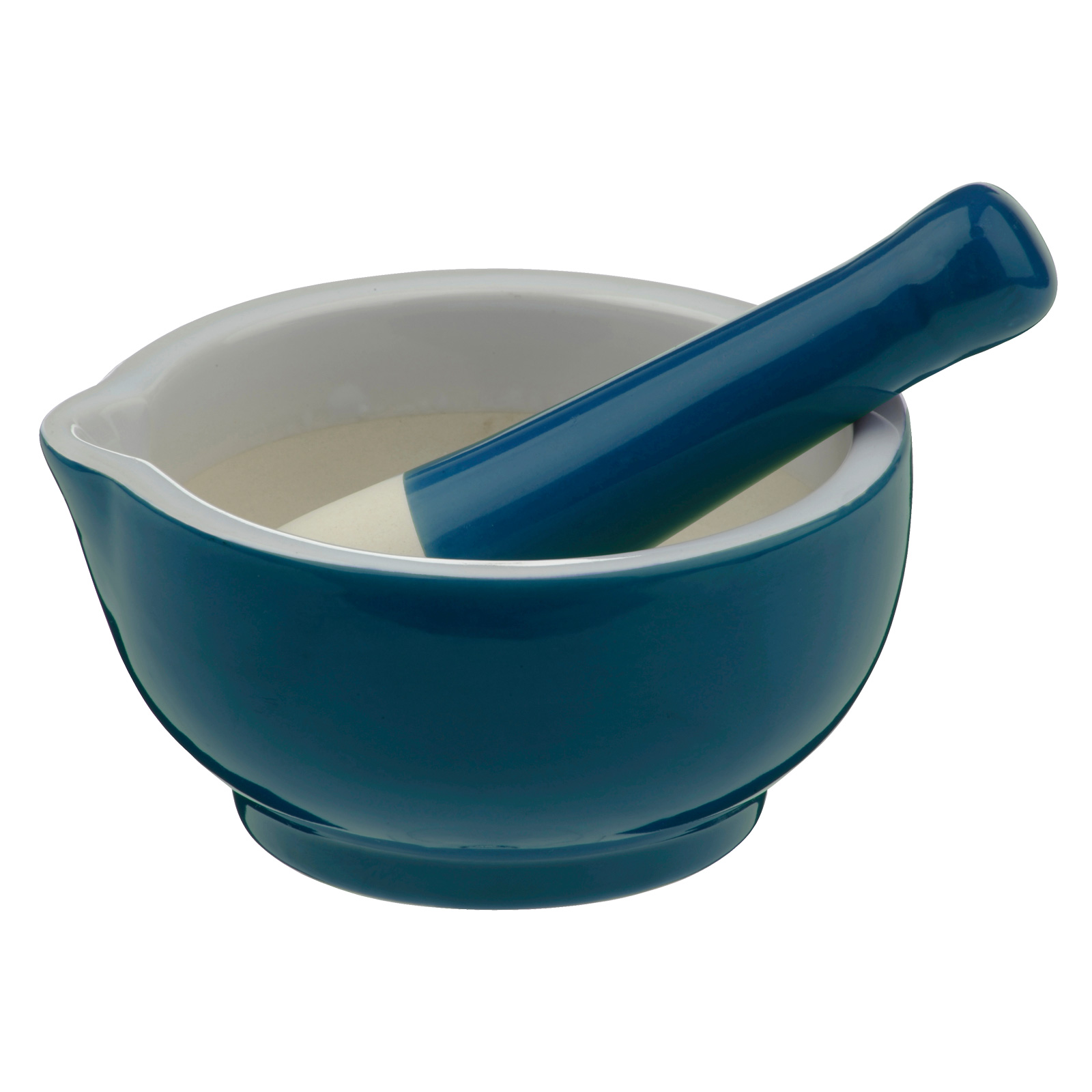 SCOOP! Mortar & Pestle Teal  by BIA