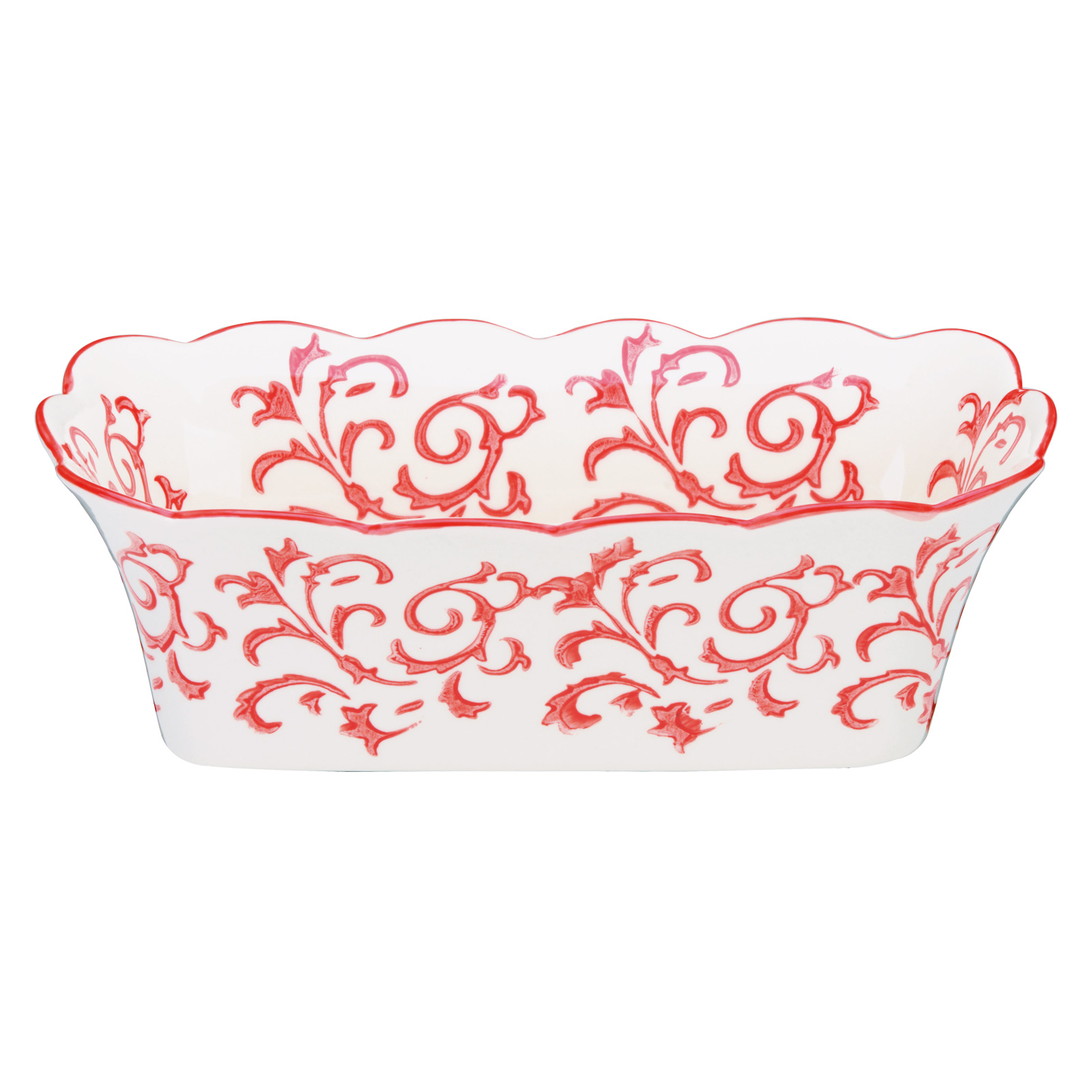 Heritage Loaf Pan Red by BIA