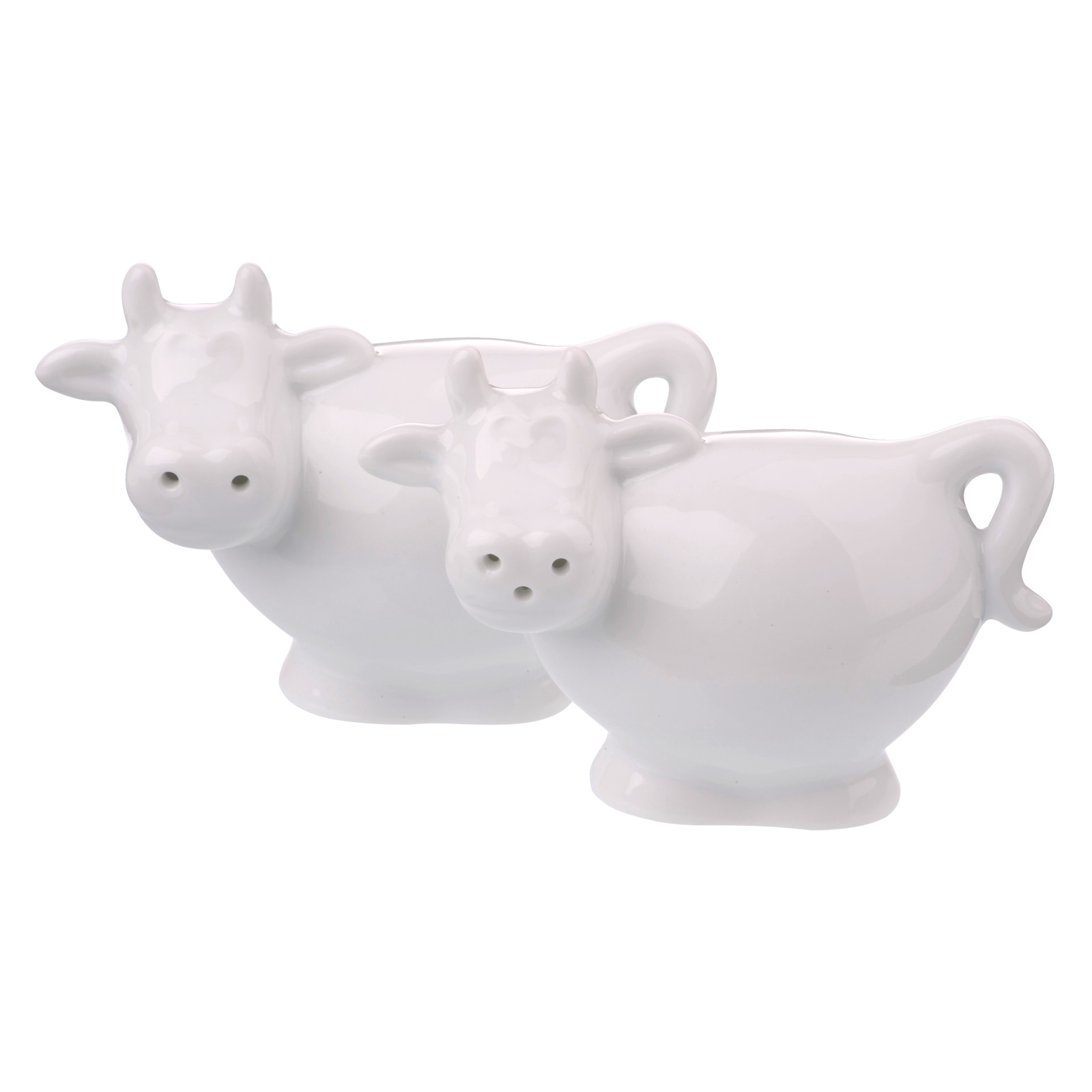 Cow Salt & Pepper Shakers by BIA