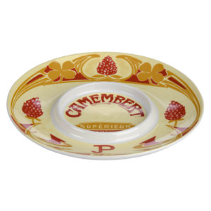 Vintage Camembert Baker Platter by BIA