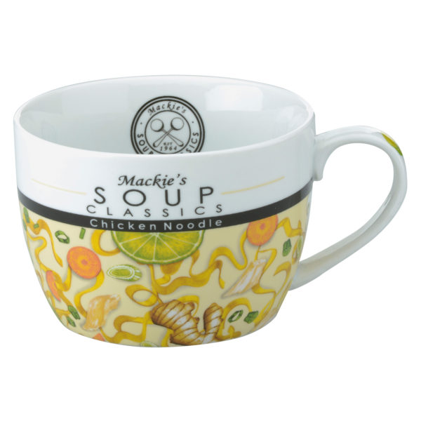 Mackie's Chicken Noodle Soup Mug by BIA