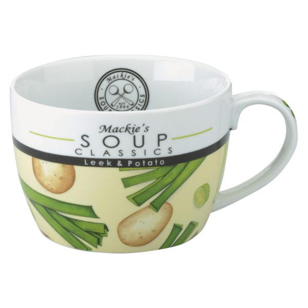 Mackie's Leek & Potato Soup Mug by BIA