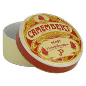 Vintage Camembert Baker & Cover by BIA