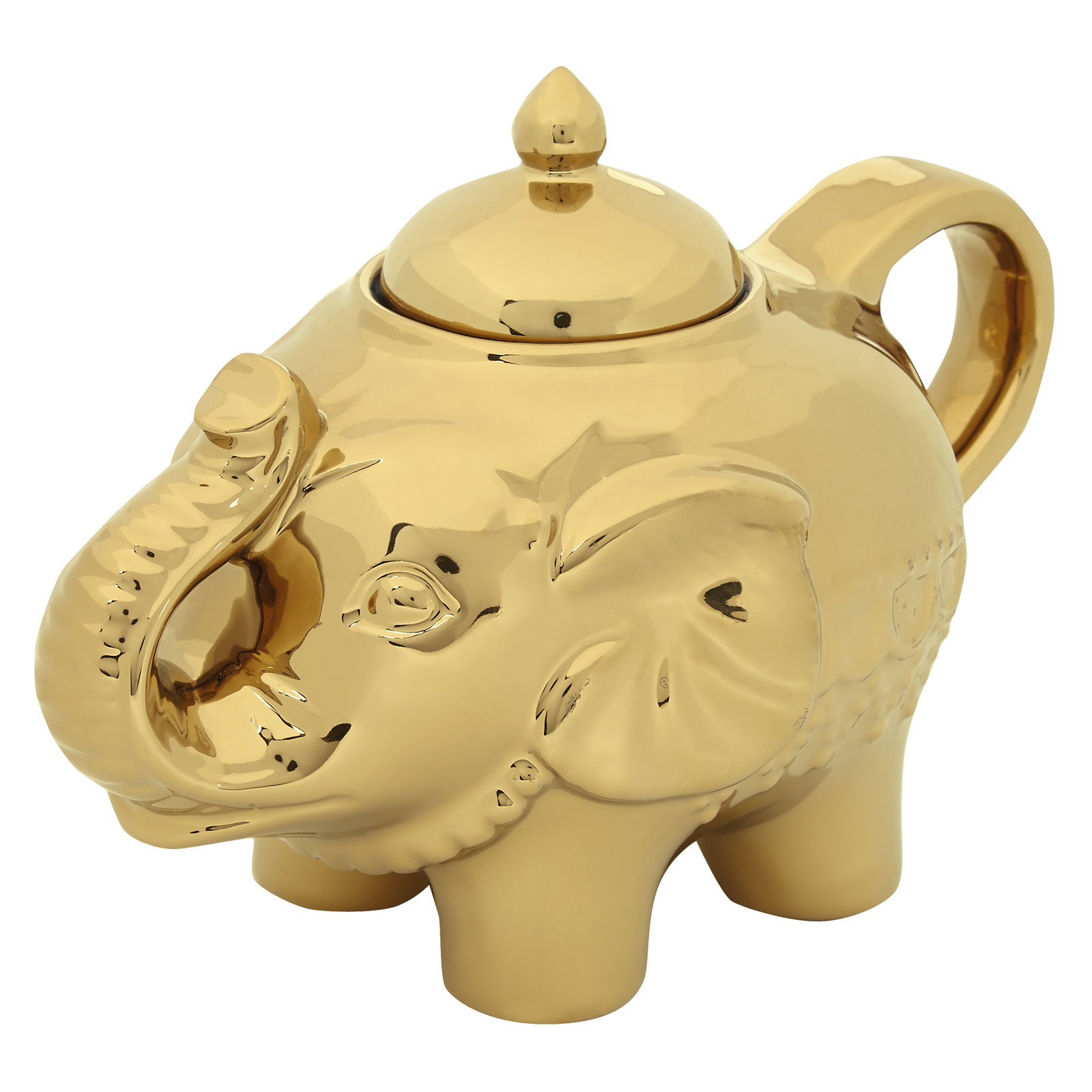 Elephant Sugar Pot Gold by BIA