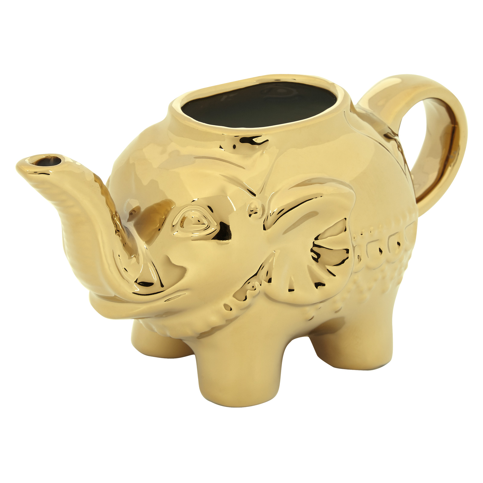 Elephant Creamer Gold by BIA