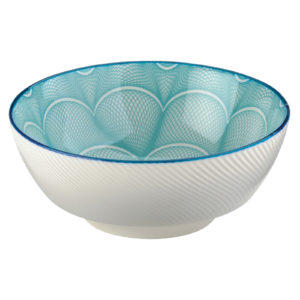 Set of 2 Spyro Noodle Bowls Blue by BIA
