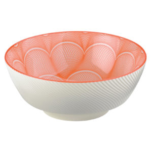 Set of 2 Spyro Noodle Bowls Orange by BIA