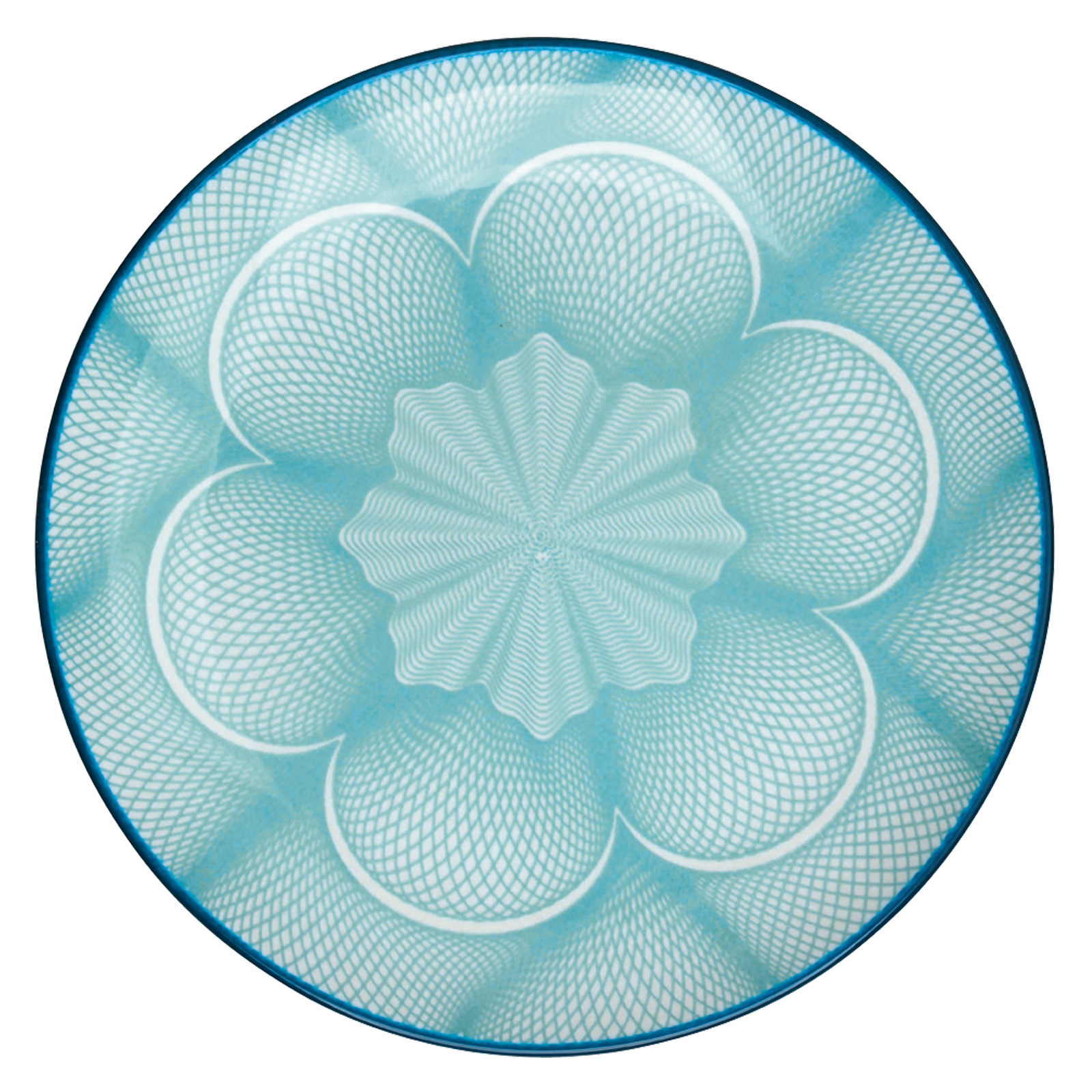 Set of 4 Spyro Plates Blue by BIA