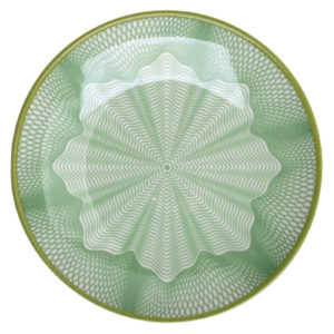 Set of 12 Spyro Dip Dishes Green by BIA