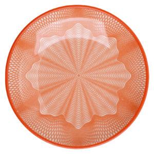 Set of 12 Spyro Dip Dishes Orange by BIA