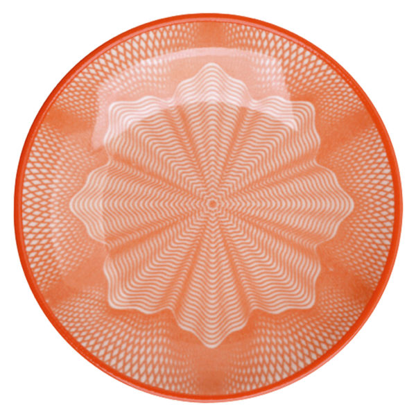 Set of 12 Spyro Dip Dishes Orange by BIA