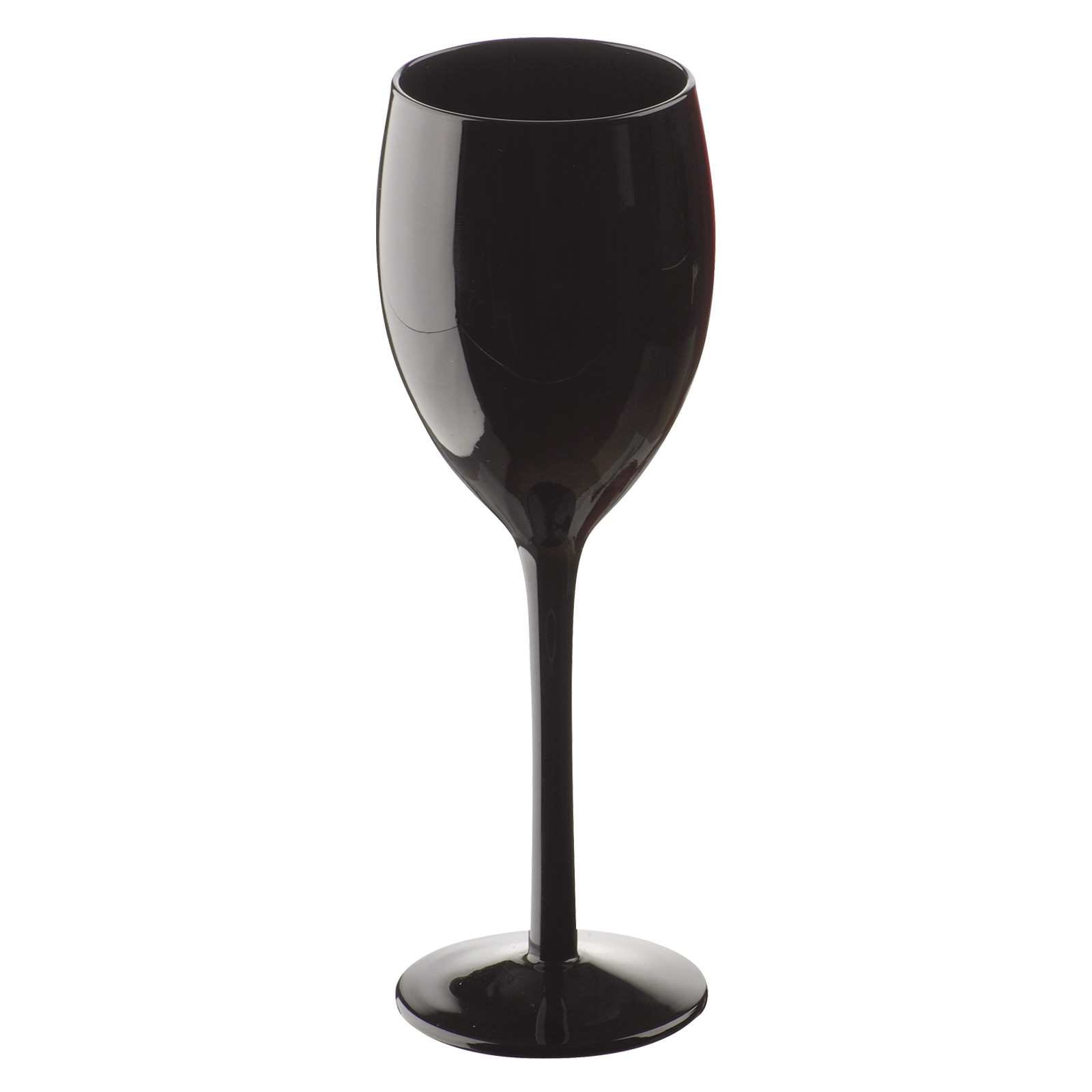 Set of 2 Midnight Wines Black by Artland