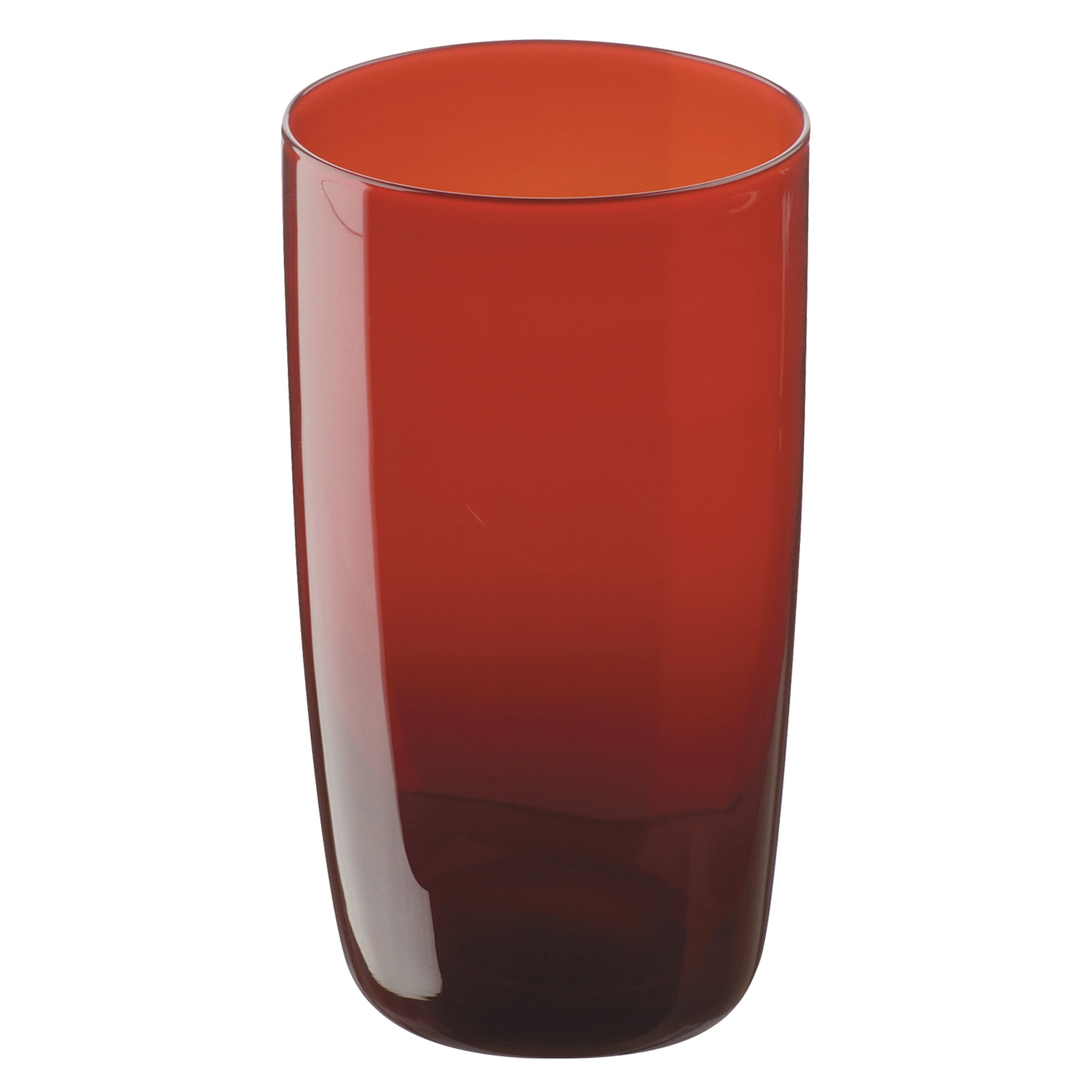 Set of 2 Midnight Hiball Tumblers Red by Artland
