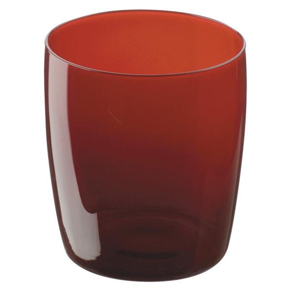 Set of 2 Midnight DOF Tumblers Red by Artland