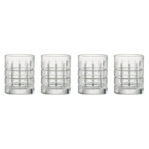 Set of 4 Newport DOF Tumblers by Artland