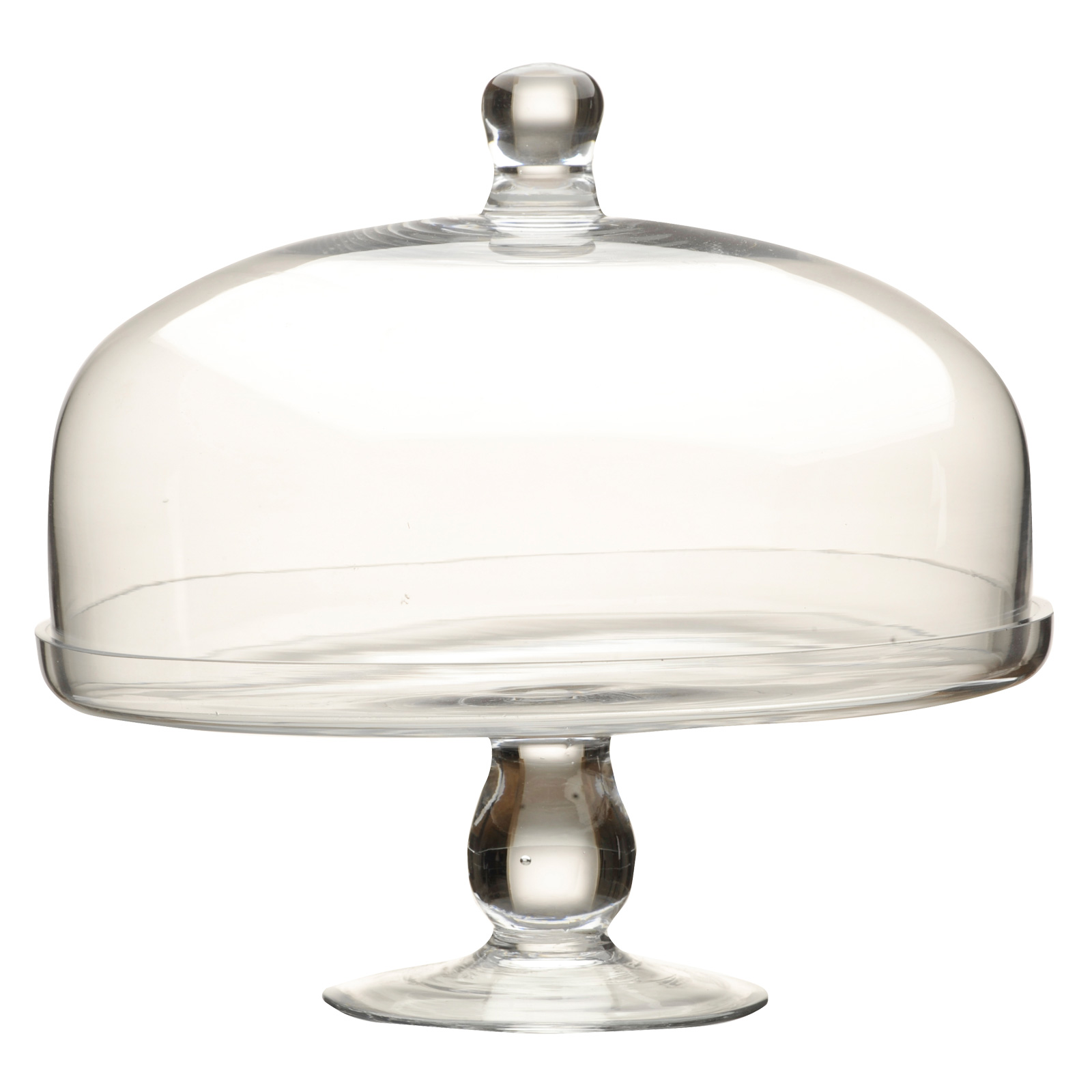 Simplicity Cake Stand with Round Dome  by Artland