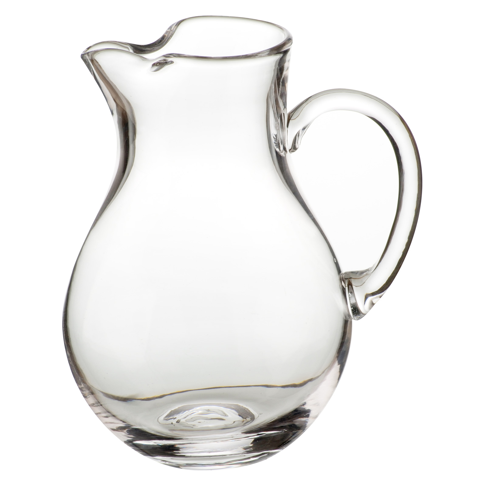 Simplicity Ice-lip Jug  by Artland