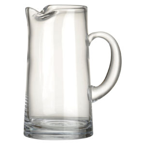 Simplicity Straight Sided Pitcher Small by Artland