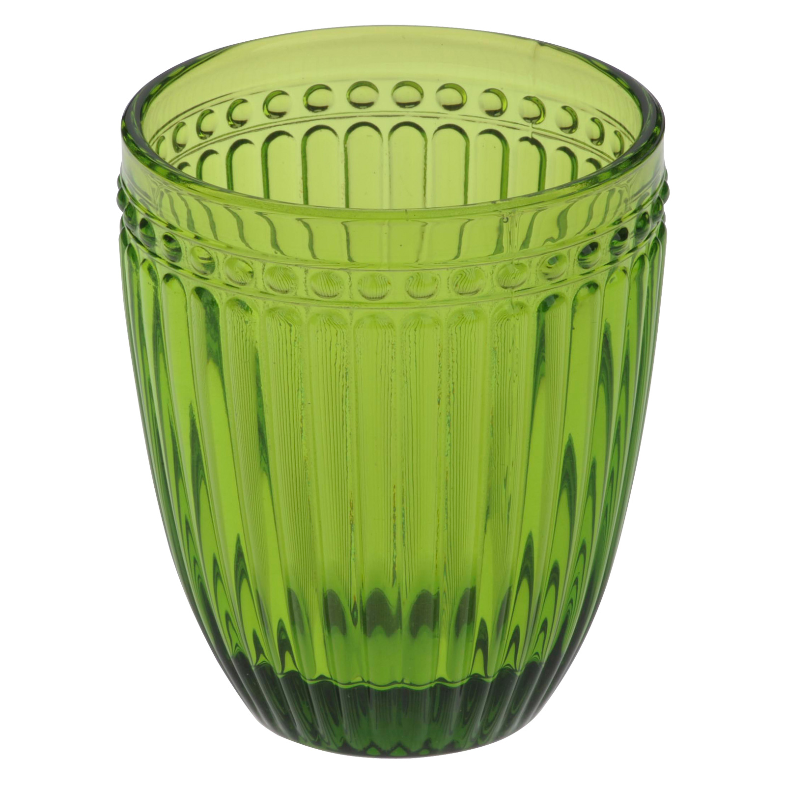 Set of 6 Loire DOF Tumblers Green by Anton Studio Designs