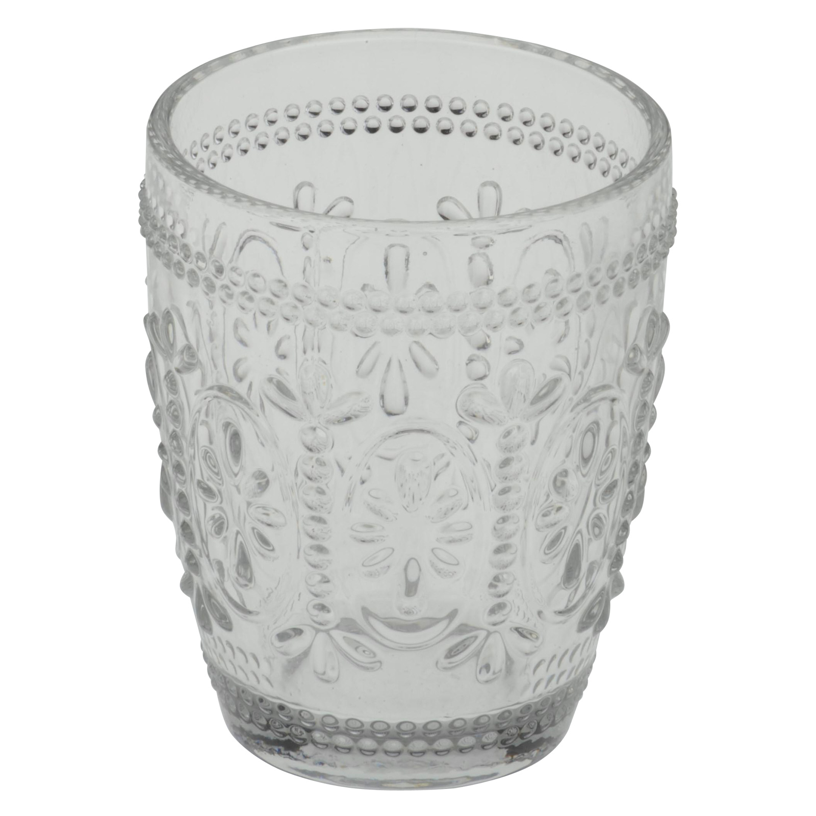 Set of 6 Savoie DOF Tumblers Clear by Anton Studio Designs