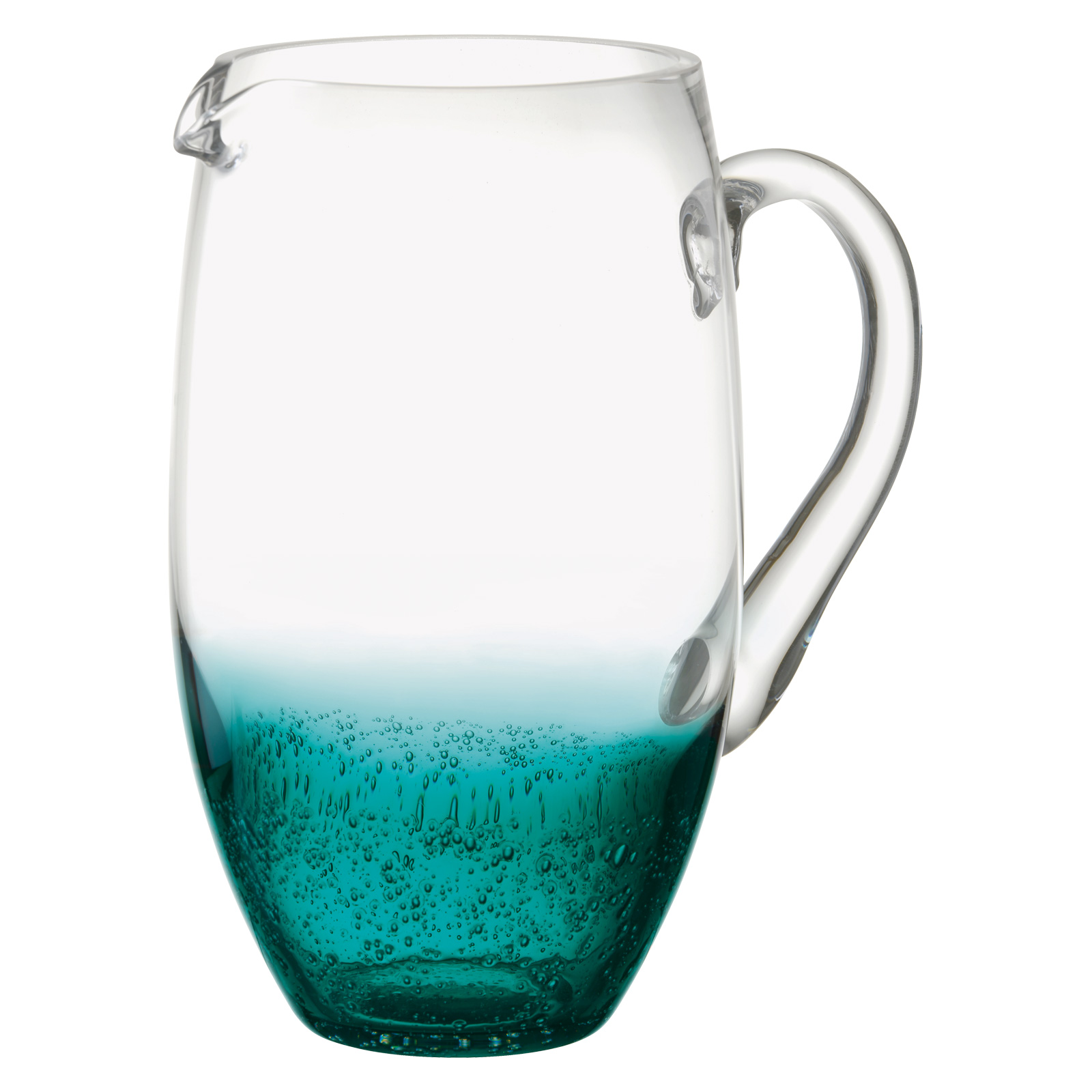 Fizz Jug Blue by Anton Studio Designs