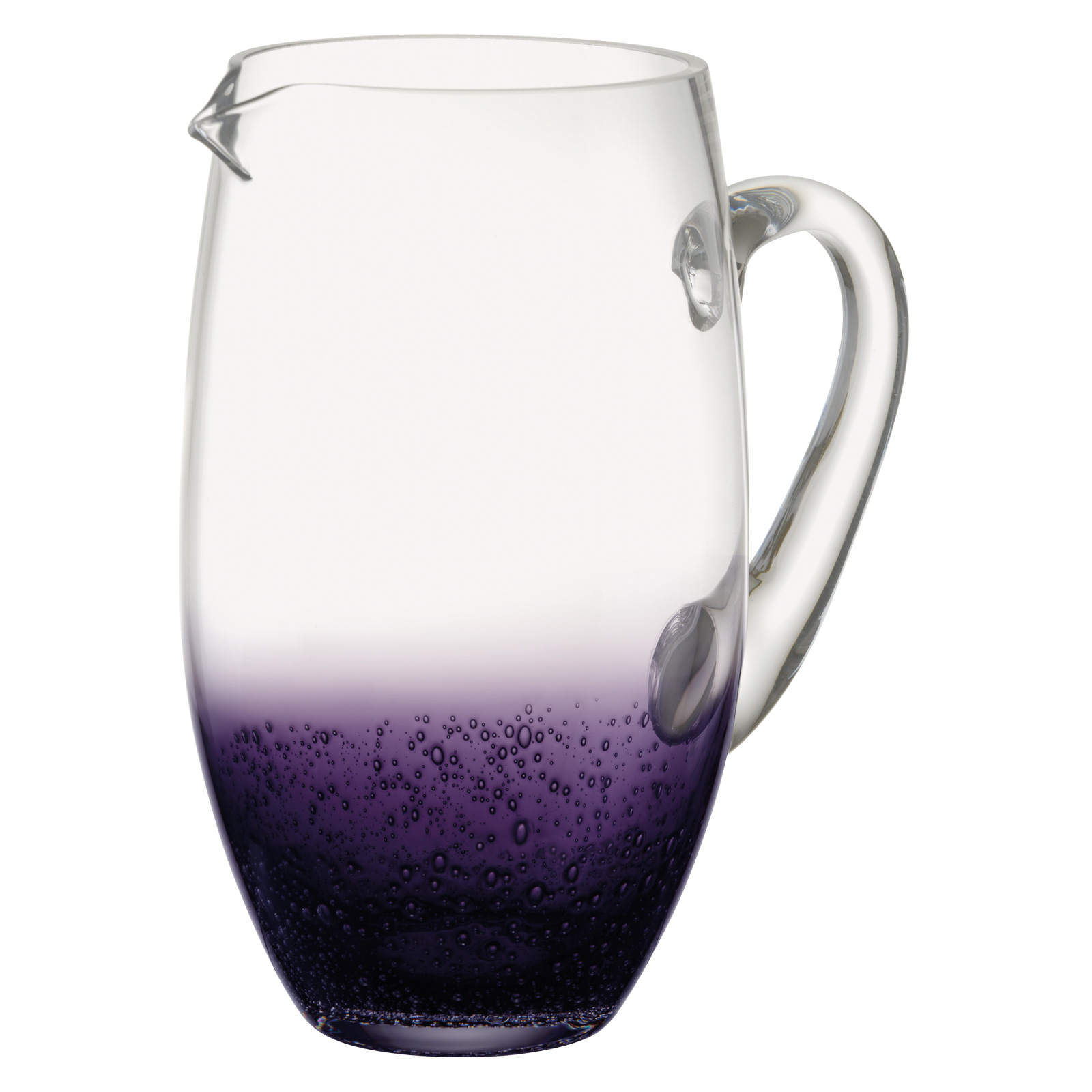 Fizz Jug Purple by Anton Studio Designs