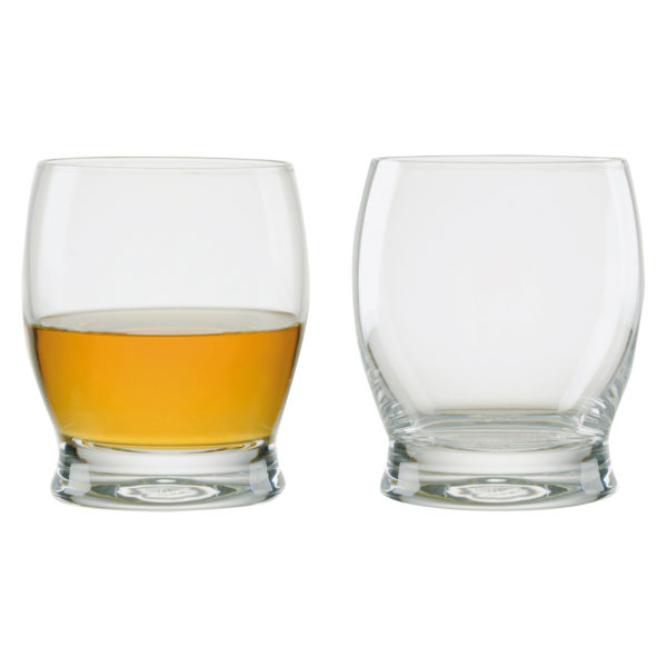 Set of 2 Manhattan Whisky Glasses by Anton Studio Designs