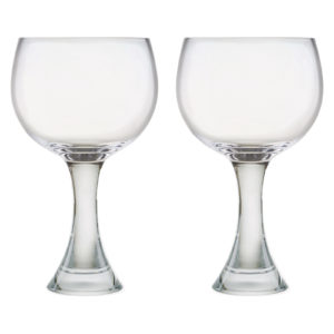 Set of 2 Manhattan Gin Glasses by Anton Studio Designs