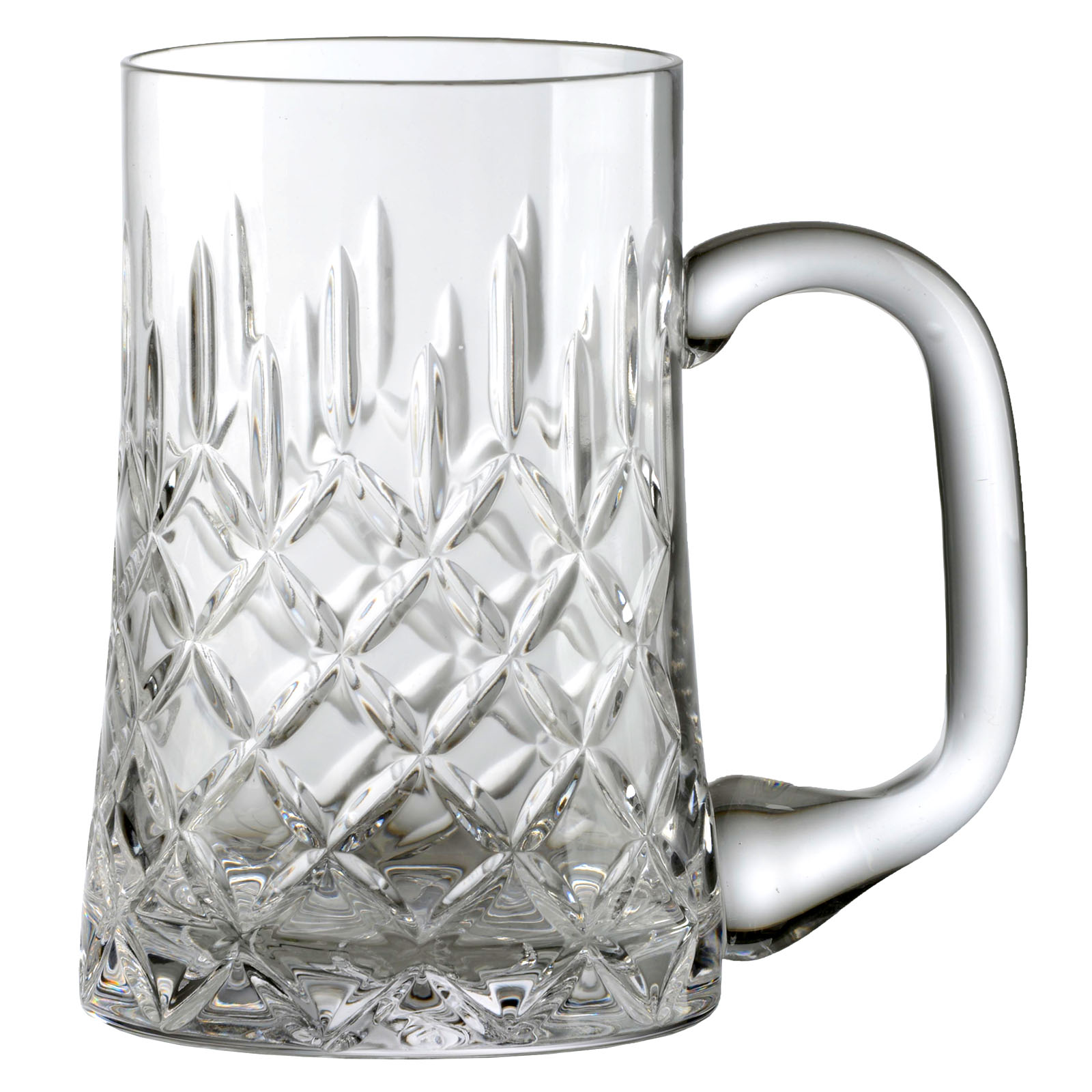 Dorchester Straight Sided Tankard Fully Cut (24%) by Dornberger