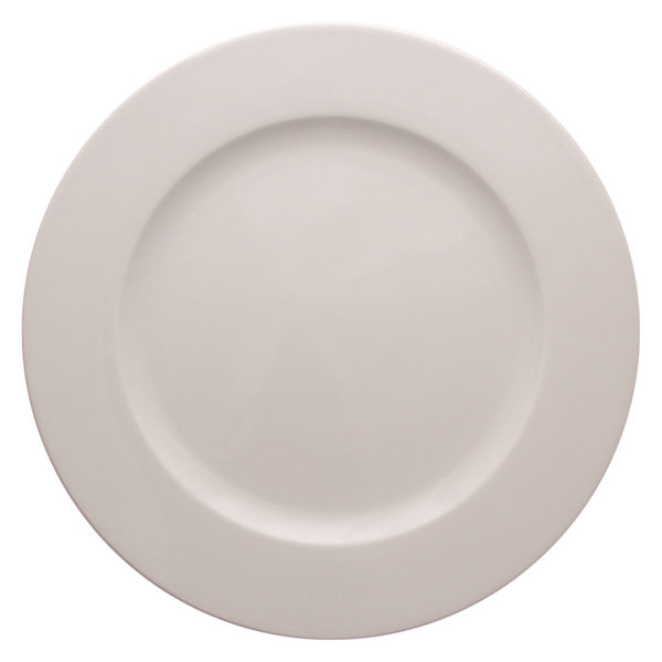 Set of 24 Roma Plates Medium by Lubiana